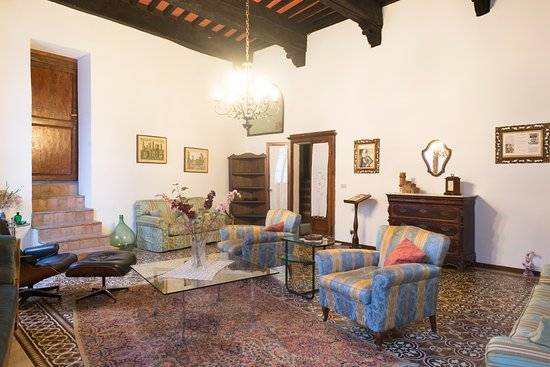 Residenza d'Epoca Palazzo Buonaccorsi: living room