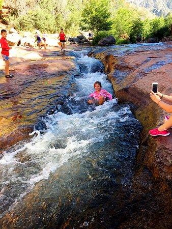 Slide Rock State Park: photo0.jpg