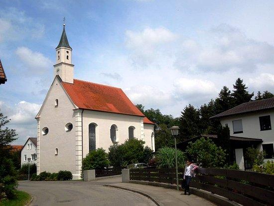 Bad Worishofen, Germania: церковь St.Rasso