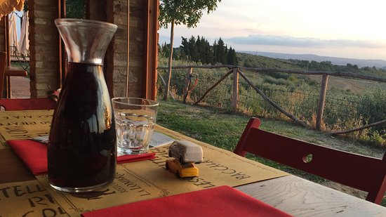 Montespertoli, İtalya: Agriturismo Montalbino