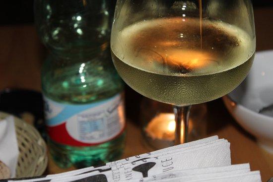 Enoteca la Stadera: vino bianco
