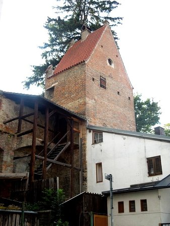Soldatenturm und Rote Kaserne