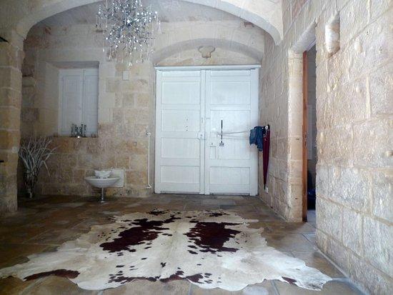 Сидживи, Мальта: Entrance Hall