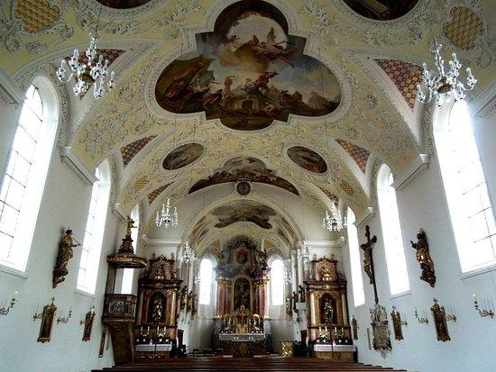 Kirche St. Justina