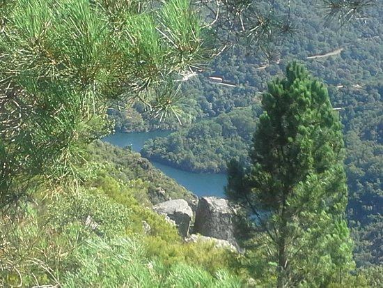 Province of Ourense, Espagne : Desde los mir2
