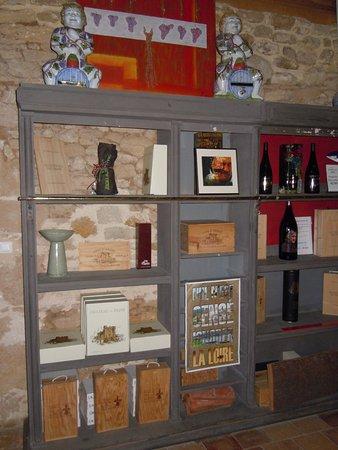 Tigne, Франция: Exposition des vins