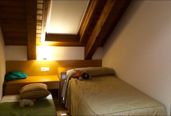 Aparthotel Augusta: Double-room apartment