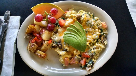 Mount Shasta Pastry: California Scramble