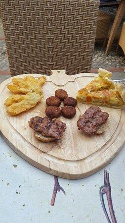 Almenno San Bartolomeo, Itália: EnoTavola Antica Osteria Giubi