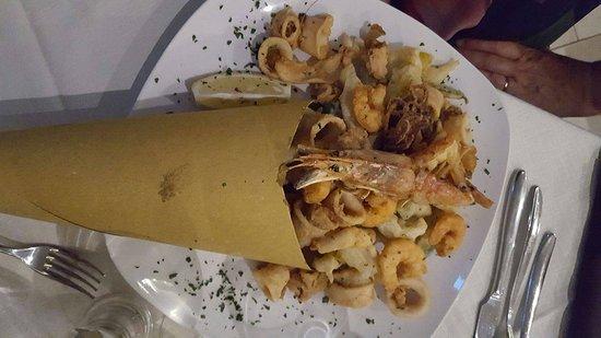 Il Volo : fritto misto ottimo
