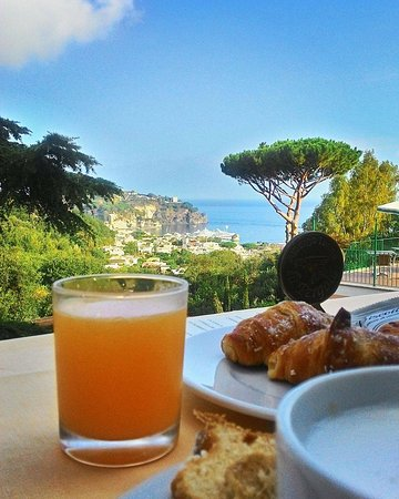 Il Mio Buongiorno Foto Di Hotel Terme La Pergola