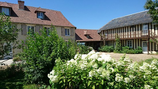 Cambremer, France : Domaine les Marronniers