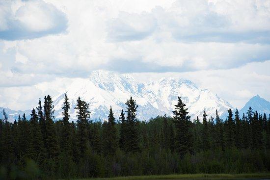 Copper Center, AK: Wrangell Mountains