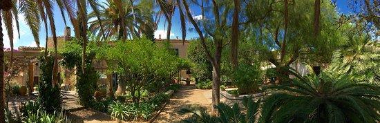Algaida, Espagne : Garden Finca Raims