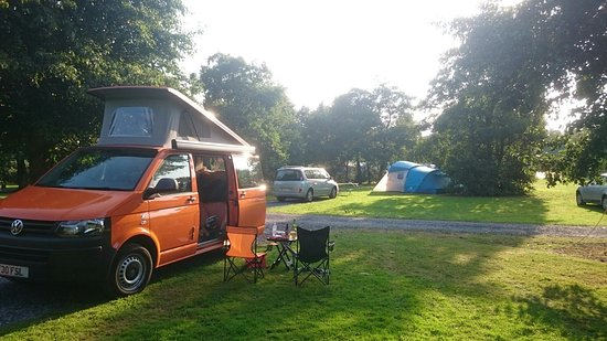 Cahir, Irlande : The Apple Camping & Caravan Park