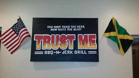 Riverview, Floride : Trust Me BBQ
