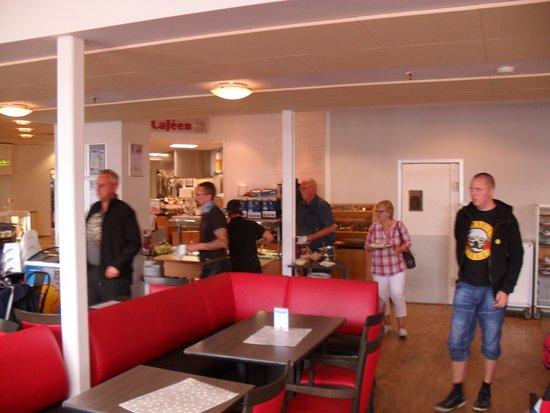 Roros, Noorwegen: Domus cafè i Röros