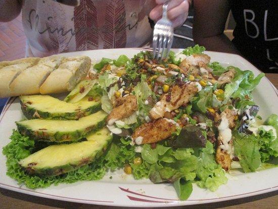Freilassing, Almanya: Wieninger Salat