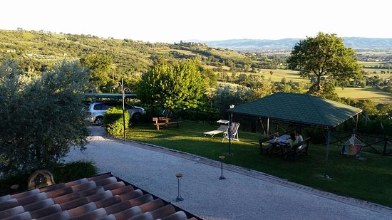 Rocca Sant'Angelo, Italy: Agriturismo la Rocca Assisi