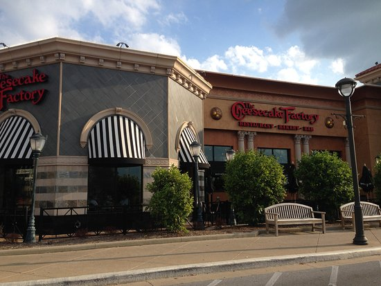 Cheesecake Factory, Greenwood Park Mall, Greenwood, IN - Picture of ...