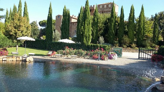Agriturismi Il Castello La Grancia: 20160817_084737_large.jpg