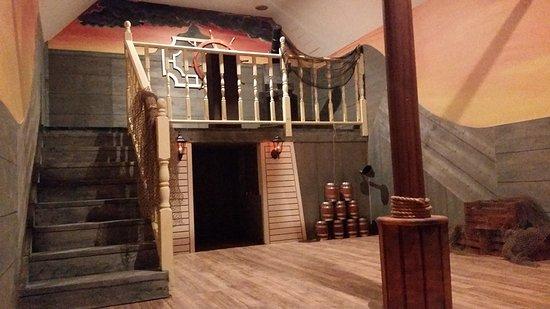 Mesquite, Teksas: Captain Skully