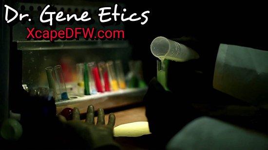 Mesquite, Teksas: Dr. Gene Etics