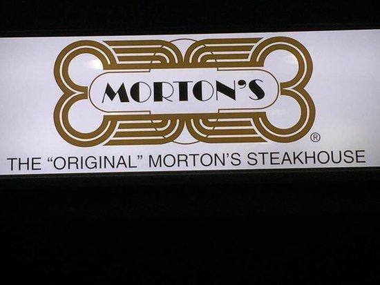 Morton's The Steakhouse - Chicago - Wacker Place: photo1.jpg