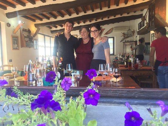 Agriturismo Il Vecchio Maneggio : Service was brilliant, very friendly people