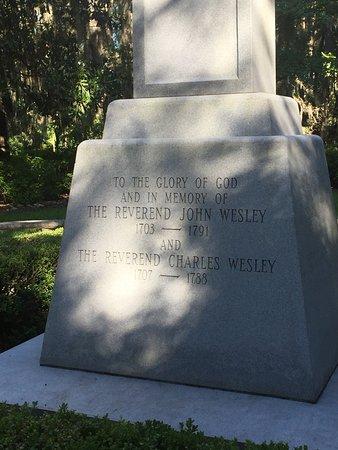 Wesley Memorial & Gardens