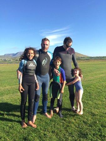 County Mayo, Ireland: Surf Mayo