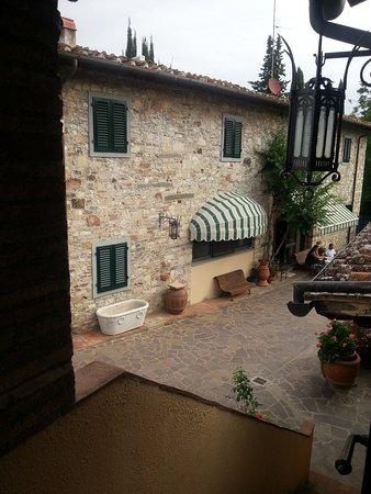Galluzzo, Italia: Contro lo stress