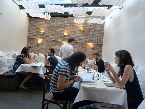 Restaurant Enfants Perdus Paris