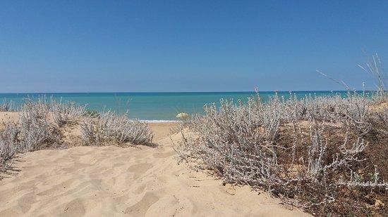 Siculiana, Włochy: Spiaggia