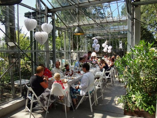 Incredible Greenhouse Room Picture Of Boerderij Langerlust Amsterdam Complete Home Design Collection Barbaintelli Responsecom