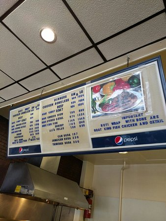 Ali's Roti Restaurant