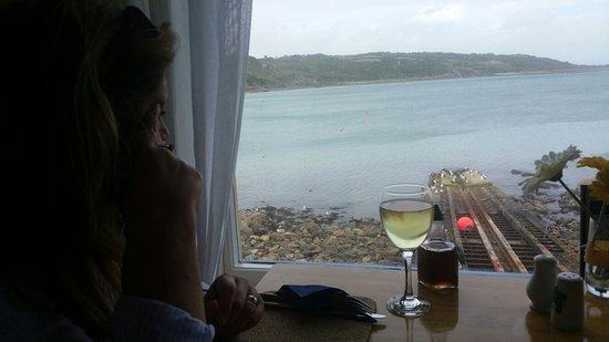 Coverack, UK: The Old Lifeboat House