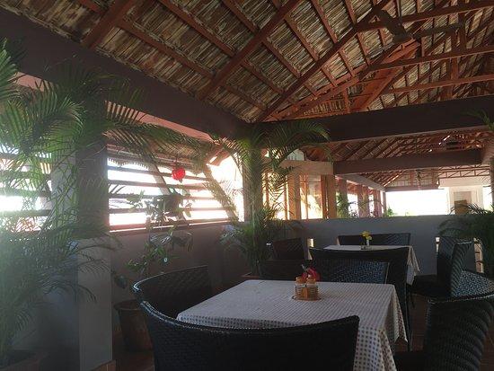 Bright Heritage : Espace restaurant sous le toit