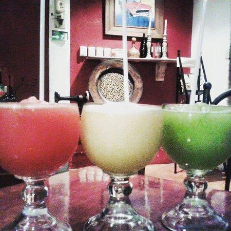 Casa Vieja Restaurante: jugos hechos con frutas 100 naturales