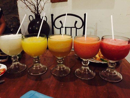 Casa Vieja Restaurante: nuestros batidos ideales siempre