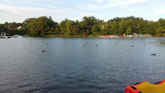 Deep Creek Lake照片