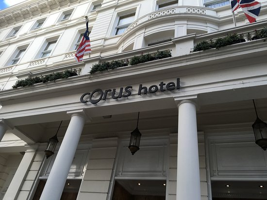 Corus Hotel Hyde Park London Reviews