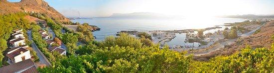 Vista del Mar Bungalows: ΑΜΦΙΘΕΑΤΡΙΚΗ- ΘΕΑ ΘΑΛΑΣΣΑ