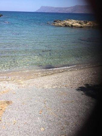 Vista del Mar Bungalows: ΠΑΡΑΛΙΑ