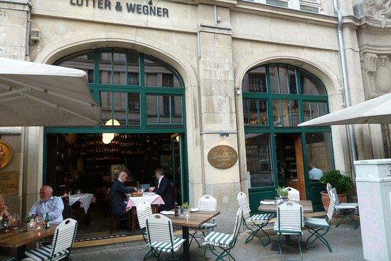 Lutter und Wegner: Weinhandlung L&W