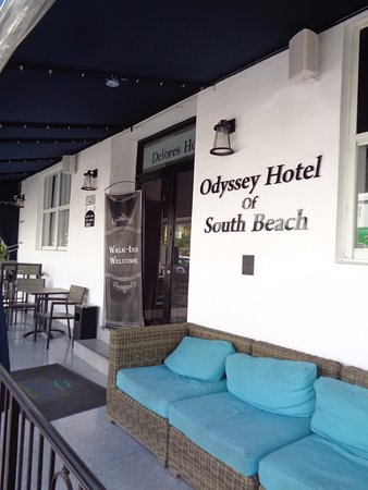 Odyssey Of South Beach Hotel Esterno
