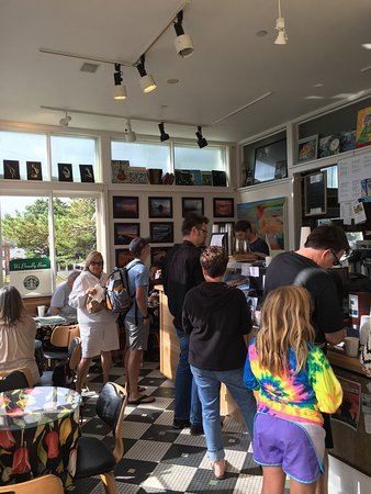 Bald Eagle Coffeehouse: photo1.jpg
