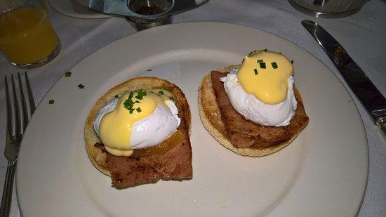 Killadeas, UK: ... Eggs benedict ... wonderful!