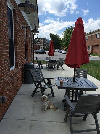 Brevard, NC: Dog Friendly