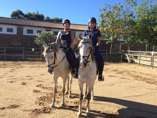 Constancia, Portugal: Ready for a lesson with Antonio